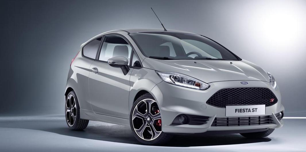 El nuevo Ford Fiesta ST