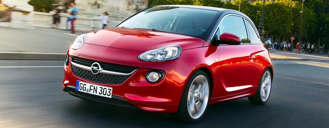 El Opel Adam