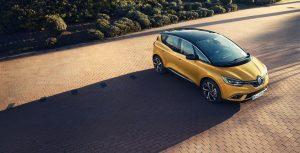 El Renault Scénic