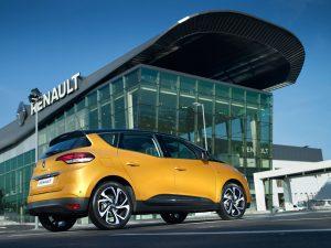 Las factorías de Renault cosechan buenos resultados de ventas (Foto: Renault)
