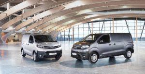 La nueva Toyota Proace Van