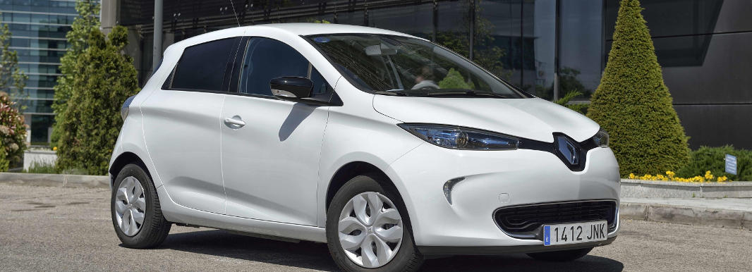 El Renault Zoe