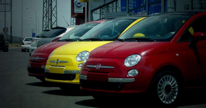 Las ventas de coches se desploman en julio