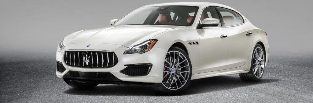 El Maserati Quattroporte