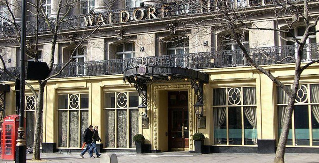 Hotel Waldorf en Londres (Foto: Wikimedia Commons)