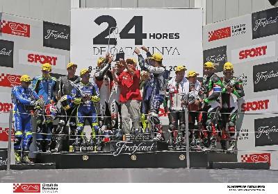 Las 24H de Motocicismo de Catalunya (Foto: Circuit de Barcelona-Catalunya)