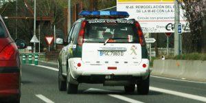 La GuardiaCivil de tráfico (Foto: Flikr Contandoestrelas)