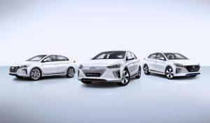 El Ioniq, uno de los valores que merecen el New Car Awards