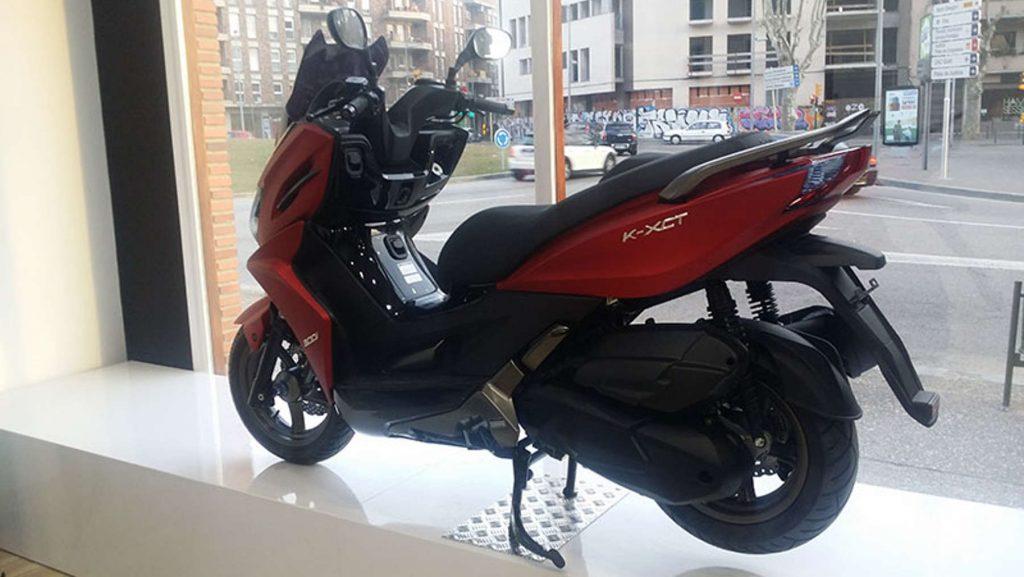 Las matriculaciones de motos, a buen ritmo