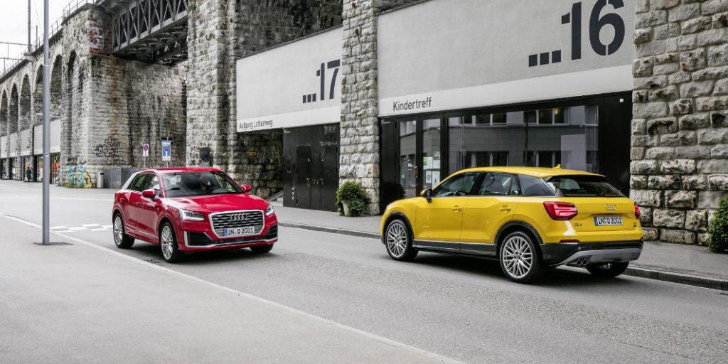 Audi brilló en los Brand Contest (Foto: Audi)