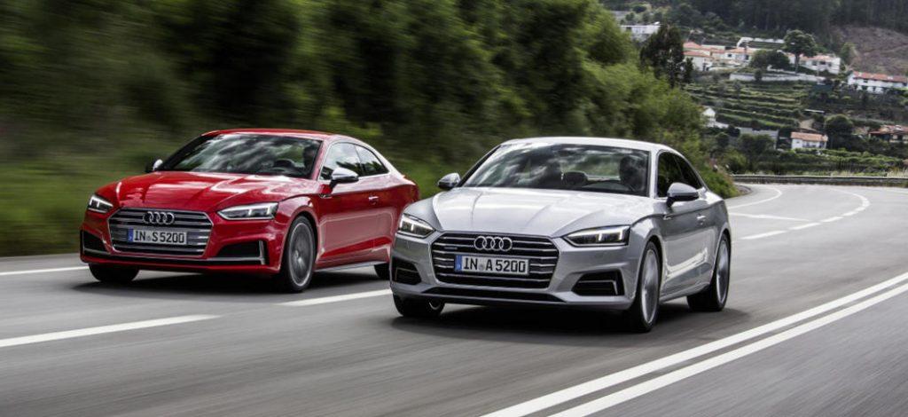 El Audi A5 Coupé (Foto: Audi)