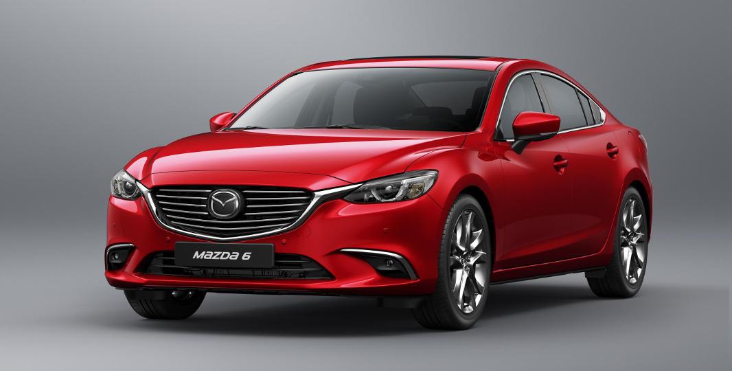El nuevo Mazda 6