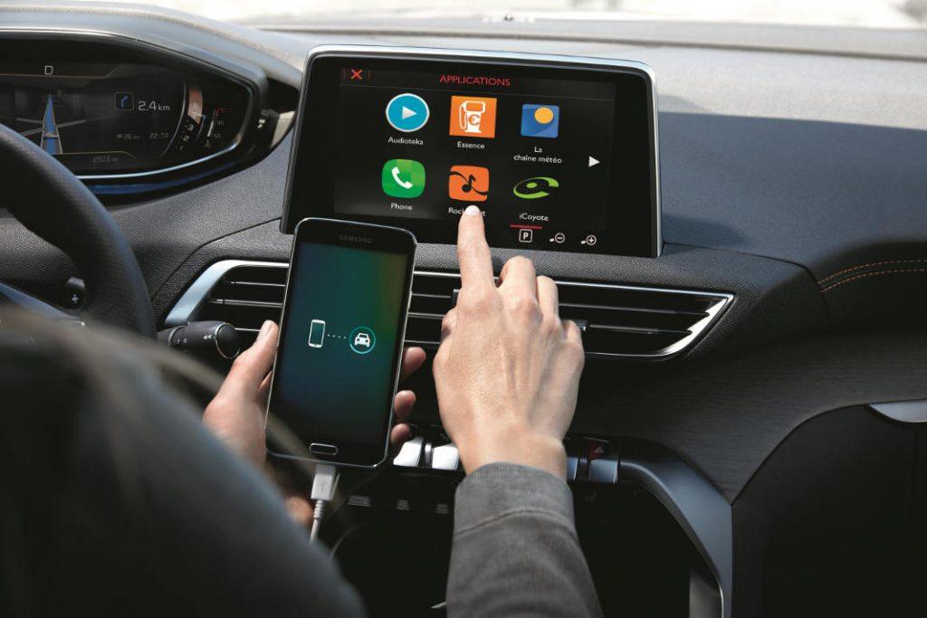 Peugeot unifica sus App en MyPeugeot (Foto: Peugeot))