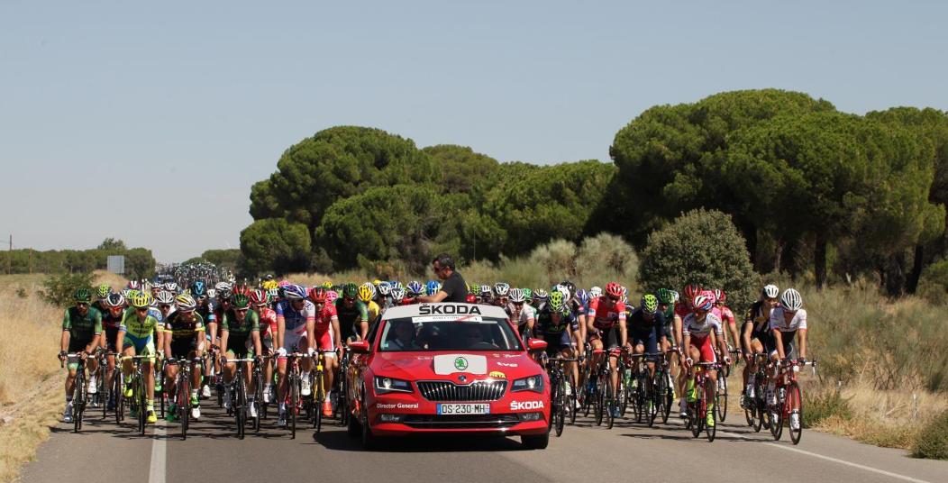Skoda, patrocinador de La Vuelta