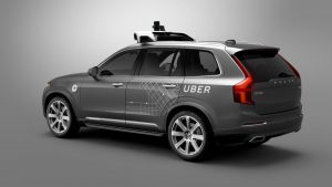 Volvo y Uber suman esfuerzos