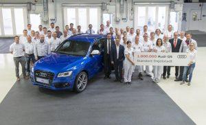 L'Audi Q5 1 millón (Foto: Audi)
