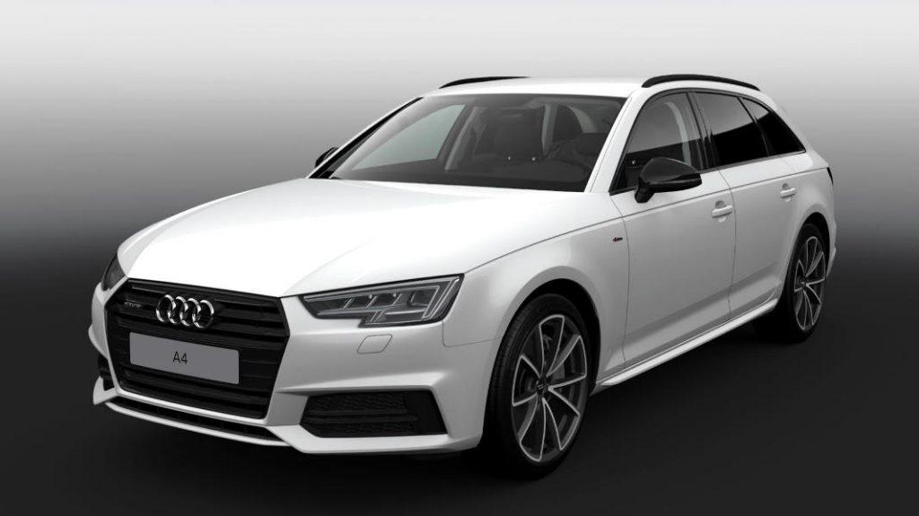 Audi Black Line Edition (Foto: Audi))