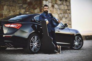 Huecco ha fichado por Masrati (Foto: Maserati)