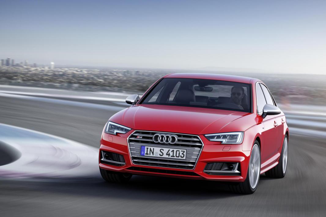 El S4 Berlina (Foto: Audi)