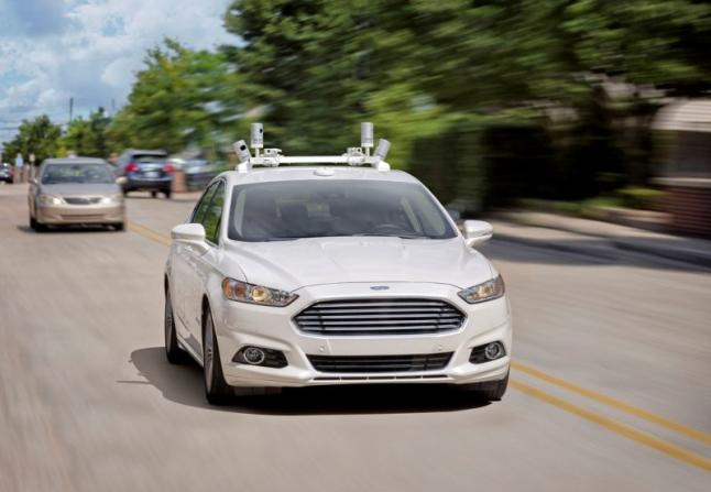 Ford entra en el mundo del coche autónomo (Foto: Ford)
