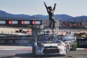 Peter Solberg, el último ganador. (Foto: Rally WorldRX)