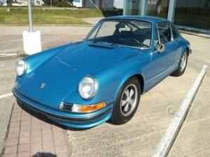 Uno de los Porsches clásicos a subasta (Foto: Catawiki)