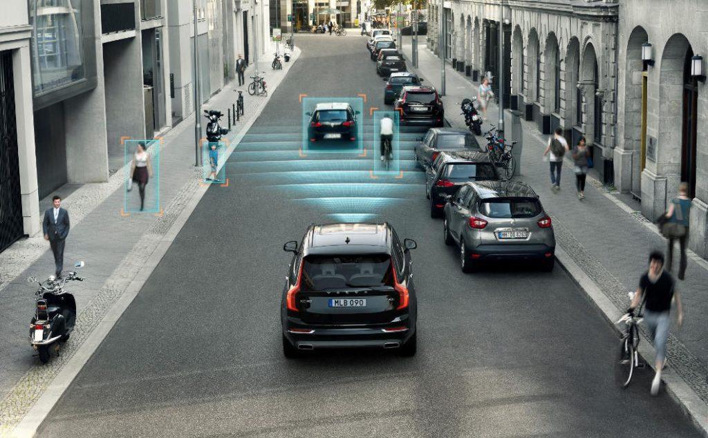 Volvo y Autoliv