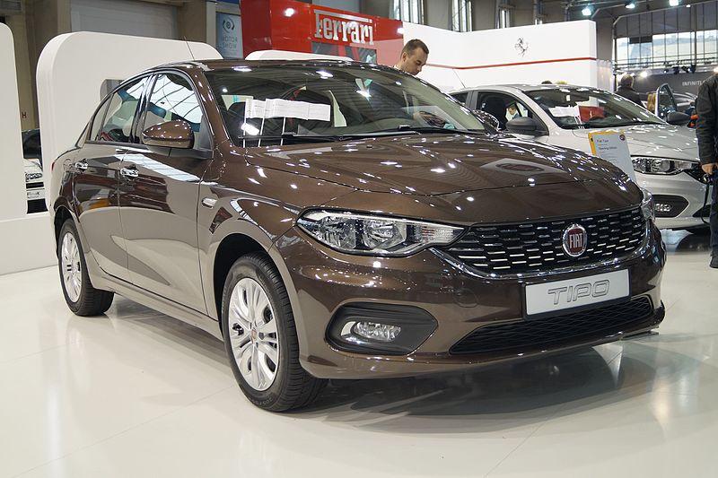 Fiat Tipo (Foto: Jakub Maciejewski / Wikimedia Commons)