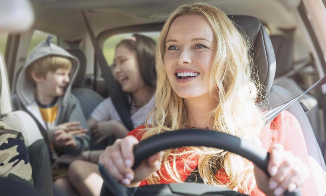 Cantar es una de las actividades más frecuentes al volante