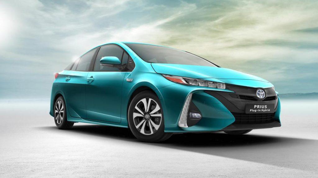 El Toyota Prius, uno de los coches híbridos más vendidos (Foto: Toyota)