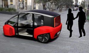 El coche autónomo urbano, Oasis