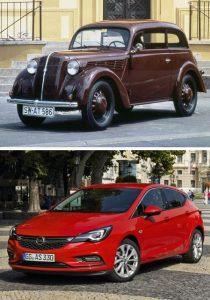 80 años de coches compactos