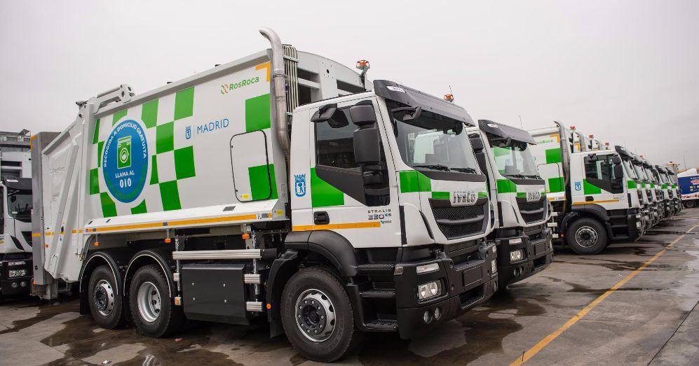 Camiones de Gas Natural Comprimido