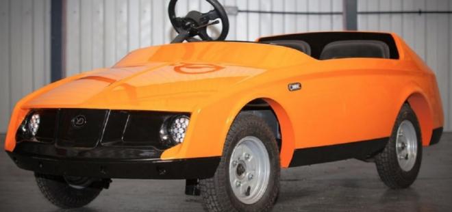 El coche para niños Firefly