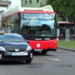 En las rondas no podrán circular los vehículos más contaminantes (Foto: Ayuntamiento de Barcelona)