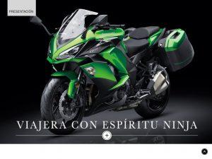 VDM 45 Kawasaki Z1000SX
