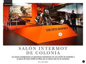 VDM 45 Salon Intermot