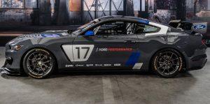 El nuevo Mustang para competición