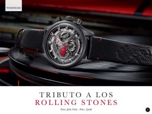 VDM 45 Zenith Rolling Stones