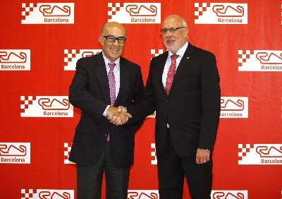 Acuerdo para mantener Moto GP en el Circuito de Catalunya