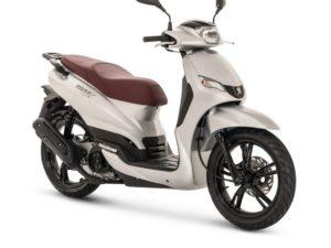La nueva Peugeot Tweet 125i