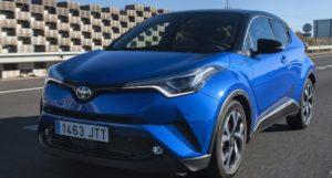 Toyota quiere revolucionar el segmento crossover