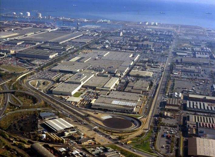 El nuevo convenio colectivo afectará a las plantas de Barcelona y Montcada (Foto: Nissan)