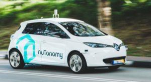 El taxi sin conductor se probará en EUA