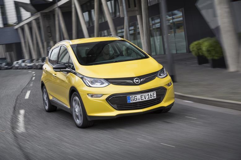 Ofensiva de Opel para sacar novedades en el mercado
