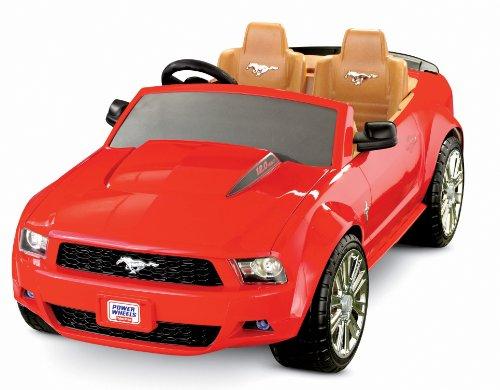 El Mustang para niños de Fisher Price