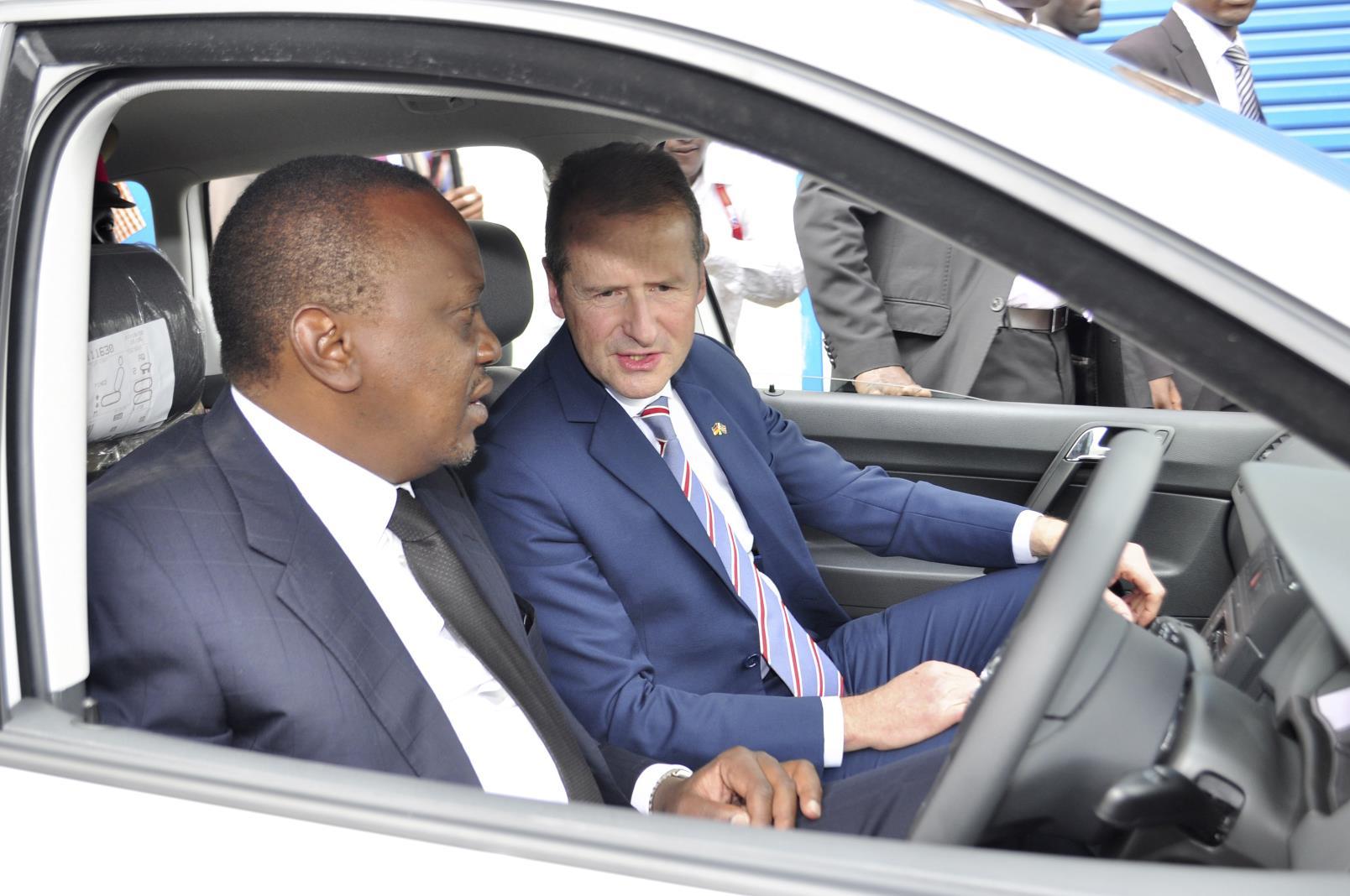 Volkswagen vuelve a Kenia (Foto: Volkswagen)