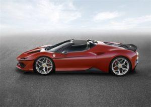 El Ferrari J50