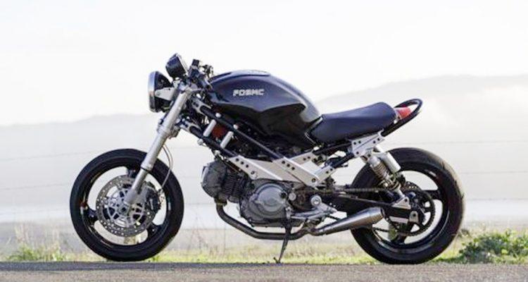 Fictiv es una moto personalizable