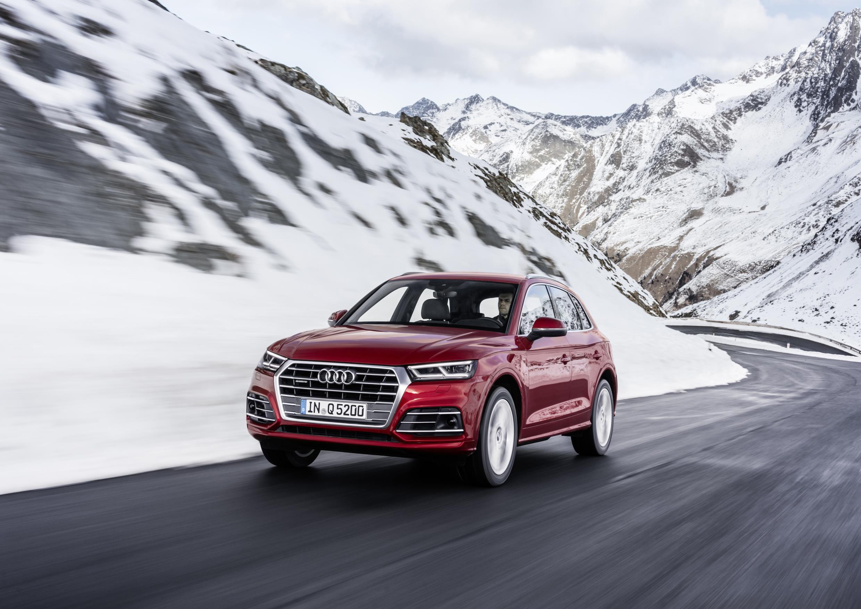 Audi ha vendido 8 millones de tracción Quattro (Foto: Audi)